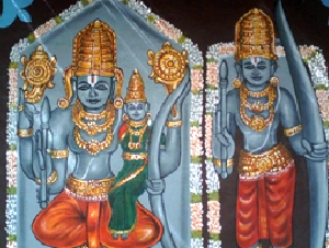 Sri Ramachandra Swamy Temple  - Bhadrachalam Temple Darshan, Sevas Timings  & Darshan Booking