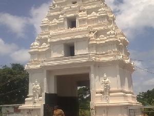 Ananthagiri Hills Anantha Padmanabha Swamy Temple