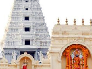 Jamalapuram temple - History, Time, Darshan, Booking